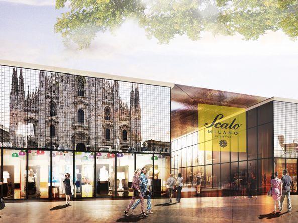 Apre il centro commerciale dei lonati scalo milano ha 130 negozi - Outlet della piastrella milano ...