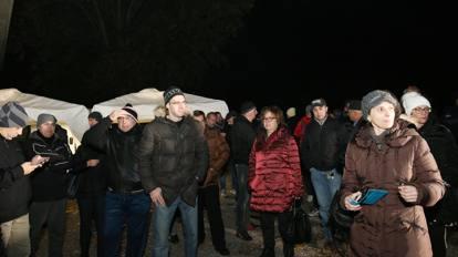Montichiari barricate contro i 130 profughi in arrivo for Interno 4 montichiari