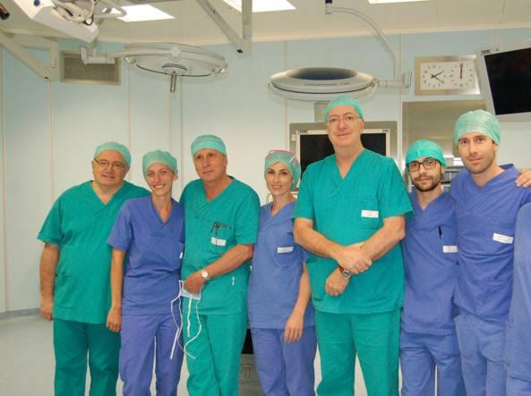 Autotrapianto di isole del pancreas nel fegato: primo caso in Italia