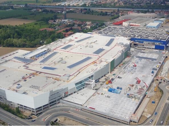 Attractive Il Nuovo Centro Commerciale Ikea E Il Negozio Di Mobili Già Esistente:  Saranno Connessi