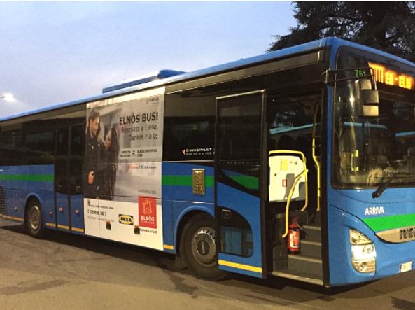 Elnòs Collegato A Brescia Con Un Bus Corse Ogni Mezzora Biglietto