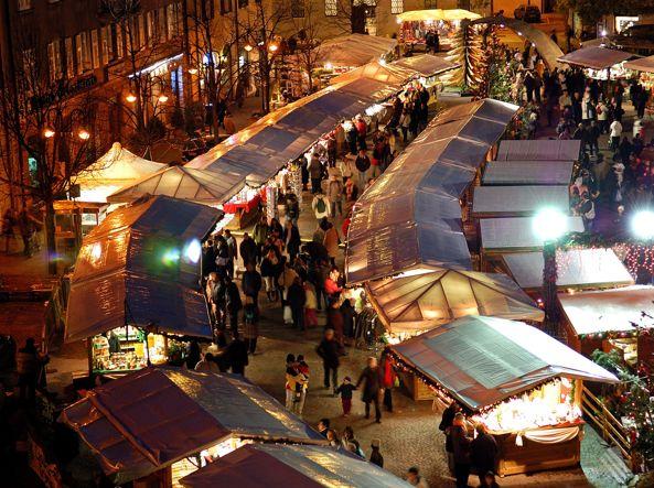 Mercatini Di Natale Lecce.Voglia Di Natale I Mercatini Piu Belli In Provincia Di