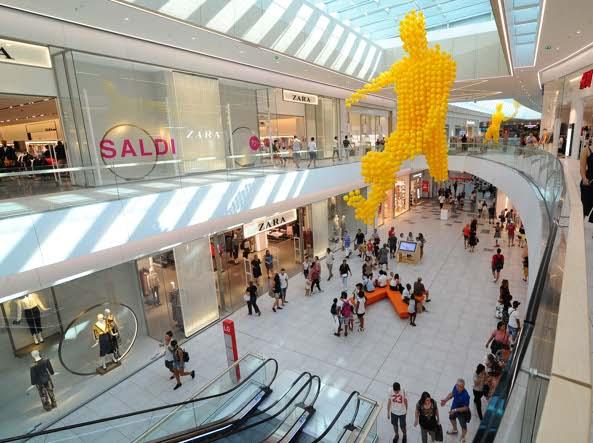 Effetto Elnòs: in calo le vendite nei centri commerciali concorrenti ...