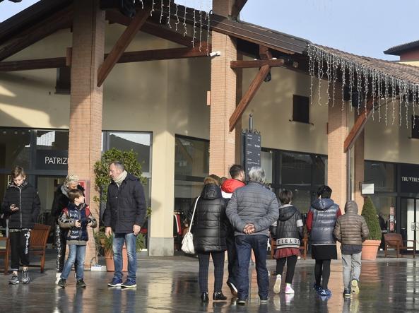 Outlet Franciacorta aperto a Santo Stefano: la novità è un successo ...