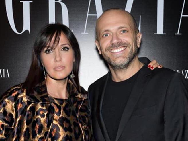 Max Pezzali sposa la sua Debora dopo tre anni di fidanzamento