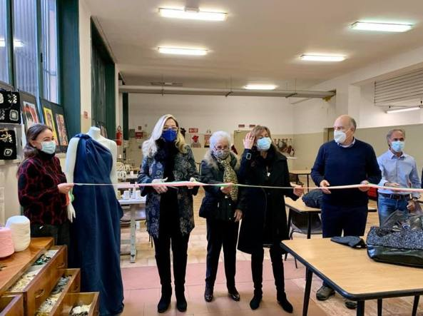 Un Atelier in via Marchetti per diventare sarta e stilista