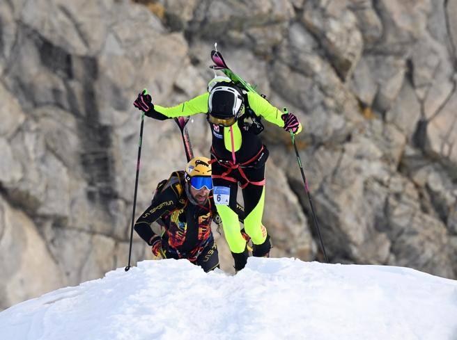 Adamello Ski Raid, sul podio Herrmann e Bon Mardion ...